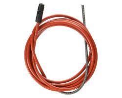 Binzel d-2,0x5,5мм L-540мм (красная) RF 45