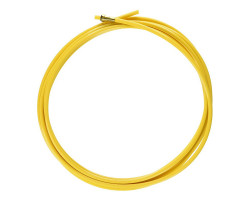 Binzel PTFE-канал d-2,7x4,7мм L-350мм (желтый)
