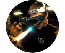 Газополум'яна обробка металів