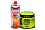 Газовые баллоны для горелок