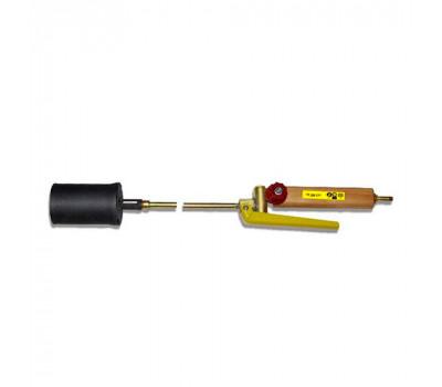Горелка газовоздушная кровельная Донмет ГВ 232 d - 9 мм L - 590 мм
