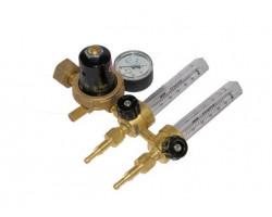 Донмет АР40/У-30-2ДМ + 2 ротаметра d-9/6мм (Ar/СО2/Mix)