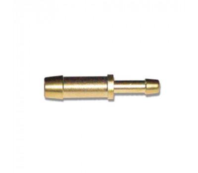 Ниппель-переходник для подключения рукава Донмет d-6мм/9мм