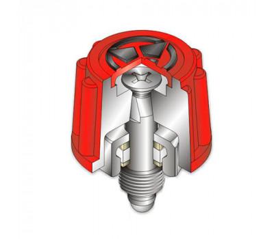 Вузол вентиля горючего газу Донмет 142/ 142У/ 149/ 300/ 225/ 247/ 249 (ГГ)