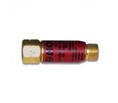Клапан обратный огнепреградительный Донмет КОГ M12x1,25мм LH (горючий газ)