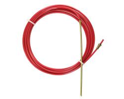 GSW тефлон d-2,0-4,5мм L-3,5м (красный)