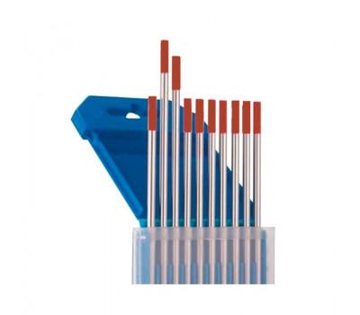 Вольфрамовые электроды GET STAR WELD WZ-3 d-2,4мм L-175мм (коричневый, цирконий)