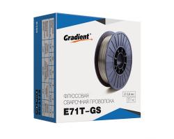 Gradient E71T-GS d-0,8мм кас-1кг