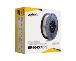 Gradient ER4043 d-0,8мм кас-0,5кг