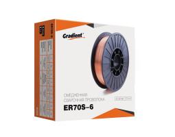 Gradient ER70S-6 d-0,8мм кас-5кг