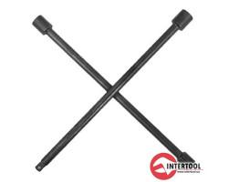 INTERTOOL крестовой 16x406мм (баллонный)