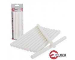 INTERTOOL d-11,2мм L-200мм 12шт (белые)