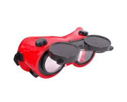 INTERTOOL очки сварщика SP-0023