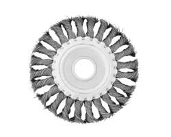 INTERTOOL щетка кольцевая 115x22,2мм