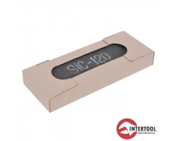 INTERTOOL сітка SiC К100 105x280мм (50шт)