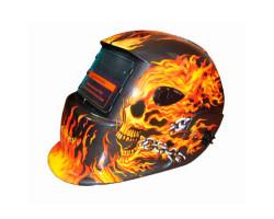 OPTECH S777c череп в огне