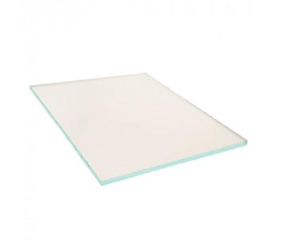 Защитное прозрачное стекло для сварочной маски 90х110мм h-2,0мм