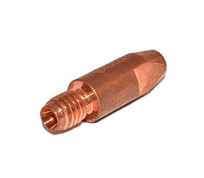 Наконечники, контактори Binzel E-Cu 0,8мм M6 d-8x28мм