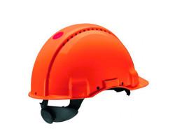 3М каска G3000CUV-OR (оранжевая)