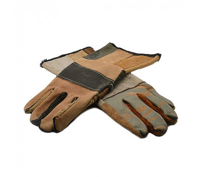 Захист рук Перчатки ХБ + Кожа