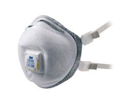 3М респиратор FFP2D 9928 (с клапаном)