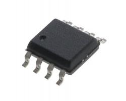 STM TL072CDT Iвх=20пА, Iпотр=1.4мА, 2-х канал, 4МГц, SO8 операционный усилитель