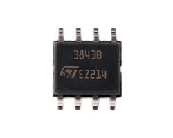 STM UC3843BD1013TR V-1~30В, 500кГц, I-1А ШИМ контроллер