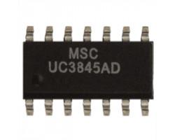 Texas Instruments UC3845AD V-8.2~25В, 450кГц, SOIC-14-150, контролер AC/DC