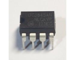Texas Instruments UC3845AN V-8.4~30В, I-1A, 500кГц, DIP8, ШИМ-контролер
