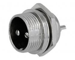 GX16-2M MIC332-mini разъем (корпус папа)