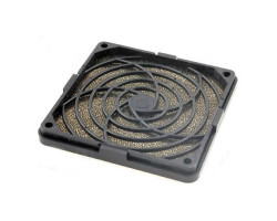 Sunon решетка, 80х80мм (пластик+фильтр)